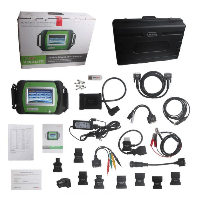 Auslese-Superscanner AutoBoss V30, Digital-Selbstdiagnose-tools
