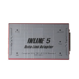 Cummins INLINE 5 des Datenverbindungs-Adapters INSITE 7,62 roter LKW-Diagnose-Tool